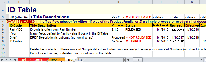 excel how to use a data table