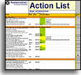 Action List