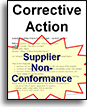 Corrective Action template