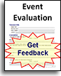 Event Evaluation form