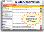 Muda Observation template