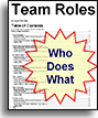 Training Team Roles