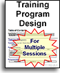 Training Program Design Spec