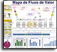 Value Stream Map Portuguese
